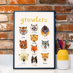 Growlers Sarah Edmonds