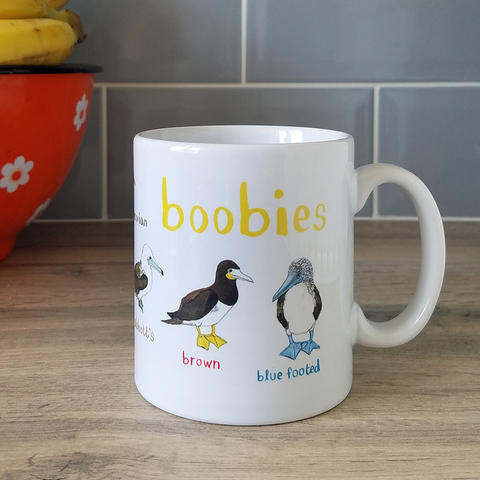 Boobies Mug
