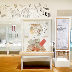 Sarah Edmonds Gweithdy textiles