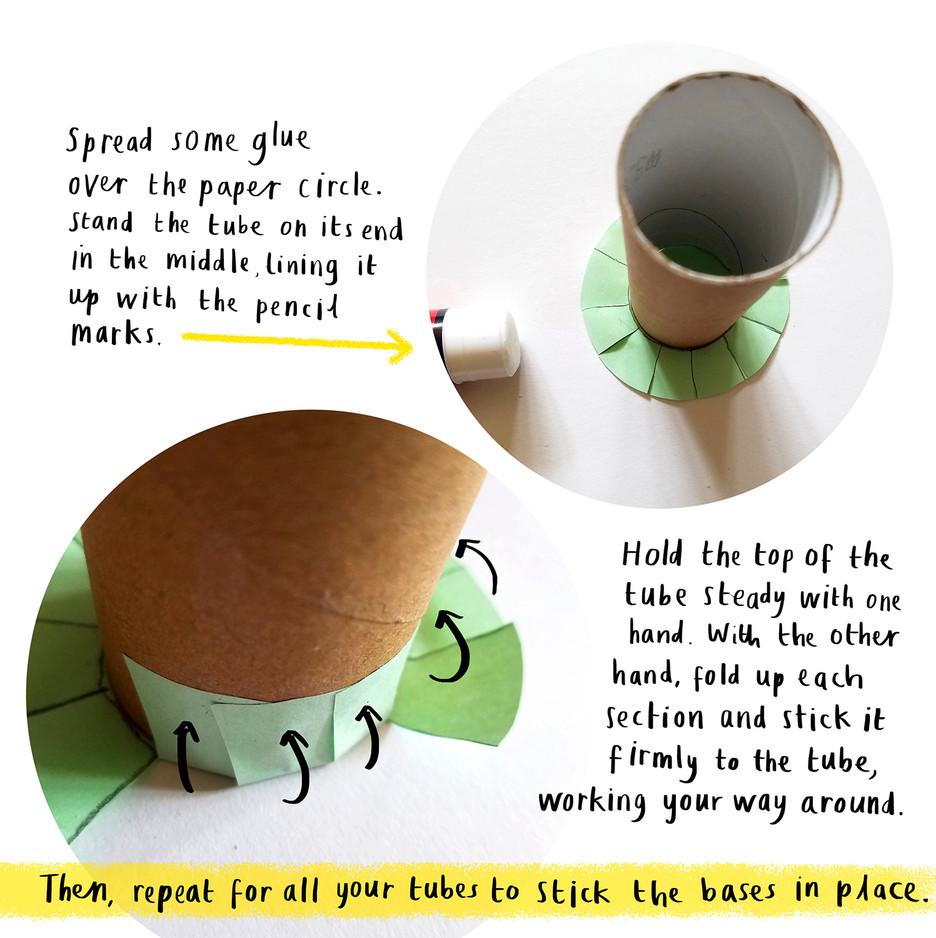 Loo Roll Craft Club - Desk Tidy 5