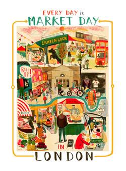 London Markets - Sarah Edmonds