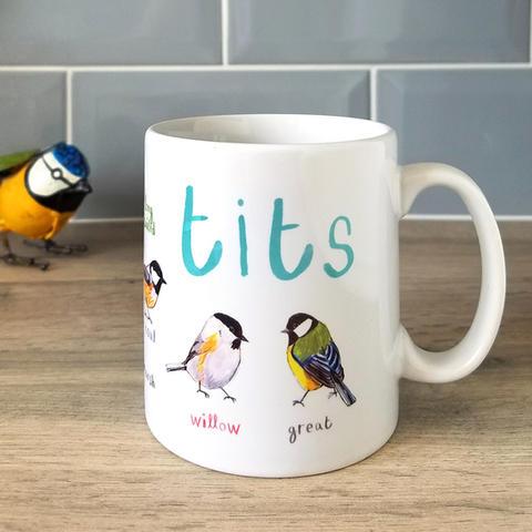 Tits Mug