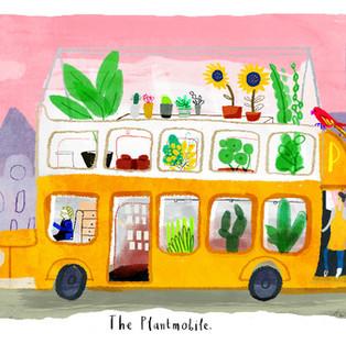 The Plantmobile