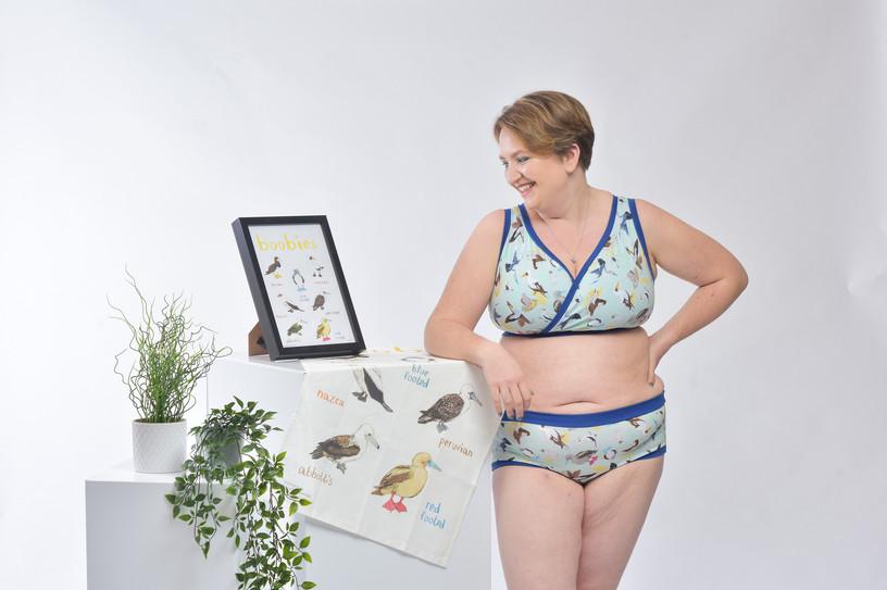 Boobies Underwear - Molke x Sarah Edmonds