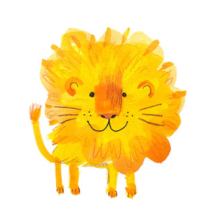 Cheeky Lion