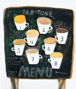 Sarah Edmonds Tea Tone
