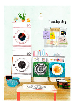 Laundrette-A2
