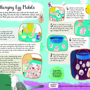 Nature Craft Egg Spread Sarah Edmonds.jp