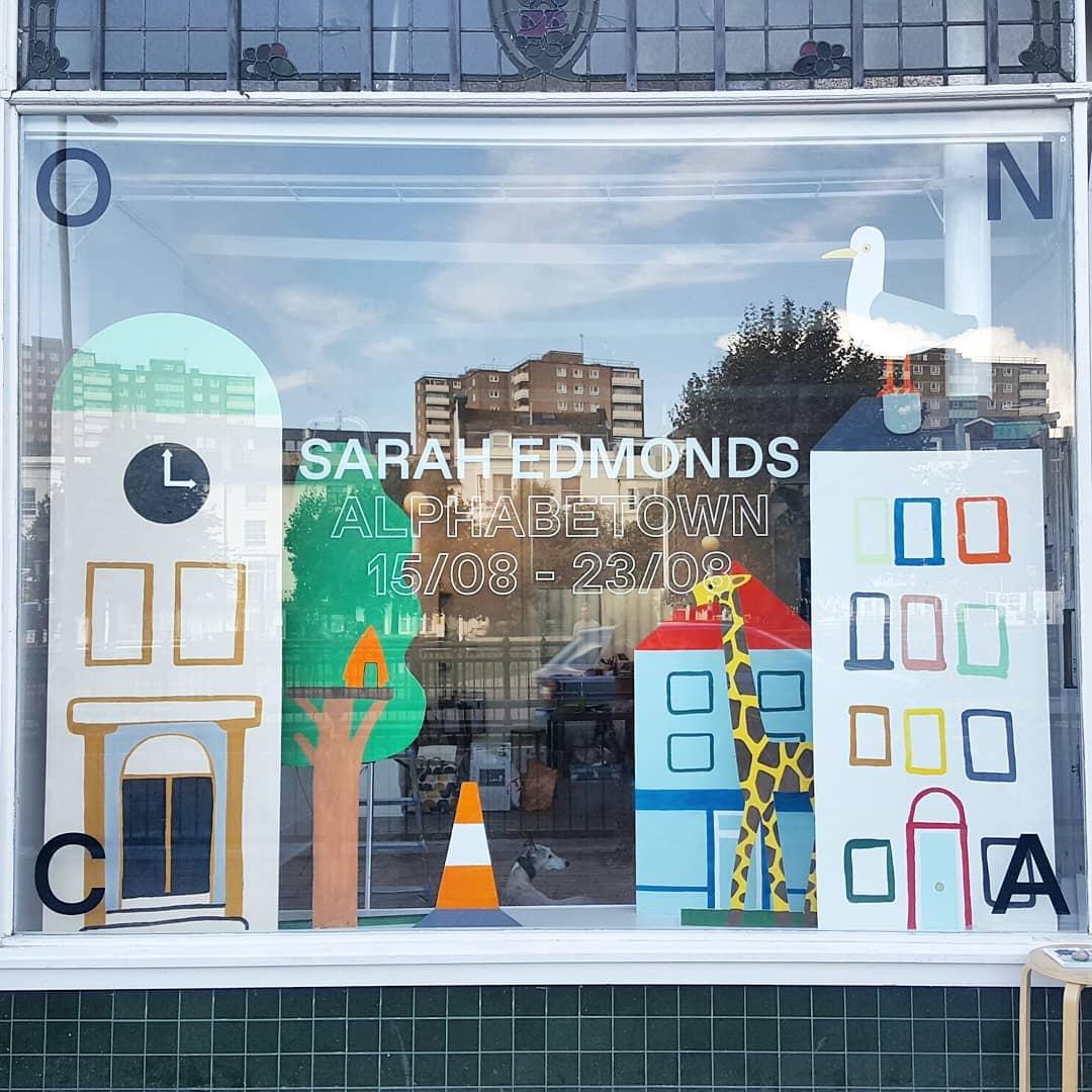 Brighton Window Display