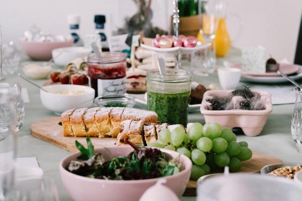 Fancy Breakfast