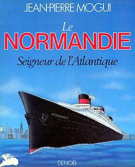 """Le NORMANDIE """"Seigneur de l'Atlantique"""""""