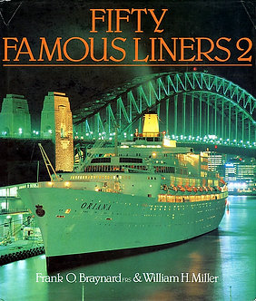FIFTY FAMOUS LINERS 2