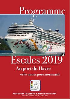 Programme ESCALES 2019