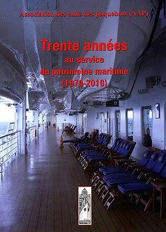 Trente années au service du patrimoine maritime (1979-2010)