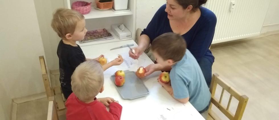 """Učíme se """"Fruits"""""""