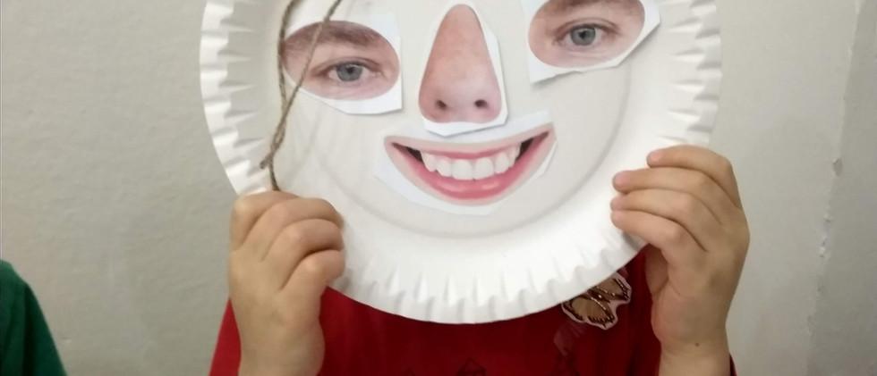 """Učíme se """"Face parts"""""""