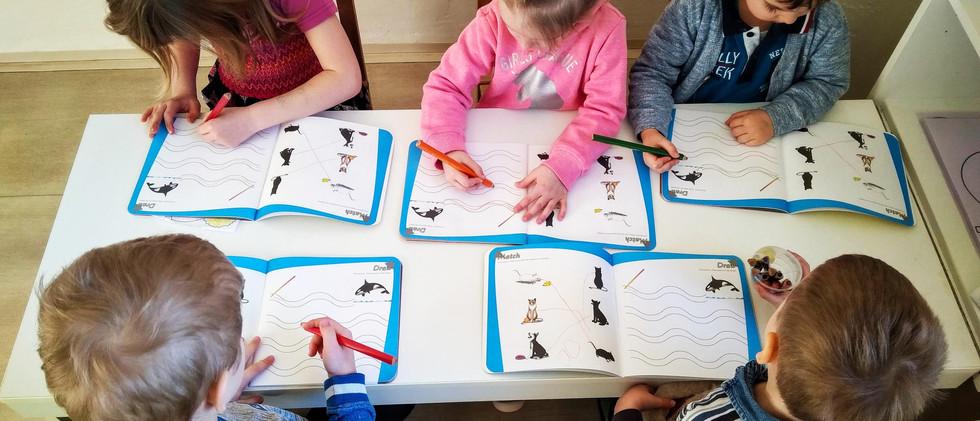 """Učíme se """"Mammals"""""""