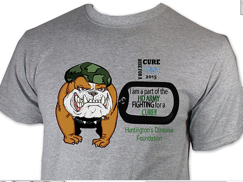 2015 HDFI - Bike For A Cure T-Shirt, FREE SHIPPING