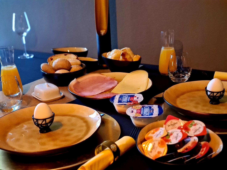 Ontbijt arrangement