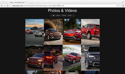 Jeep Grand Cherokee Detail Page