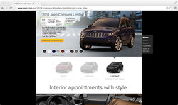 Jeep Compass Vehicle Page