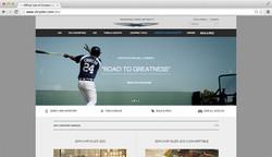 Chrysler.com homepage