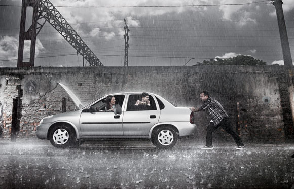 Assistência 24 horas - seguro automóvel