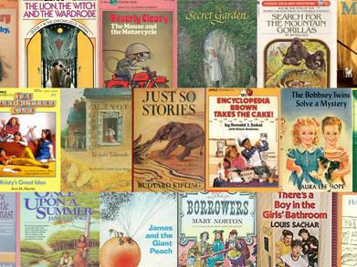 Childhood Reading Favs
