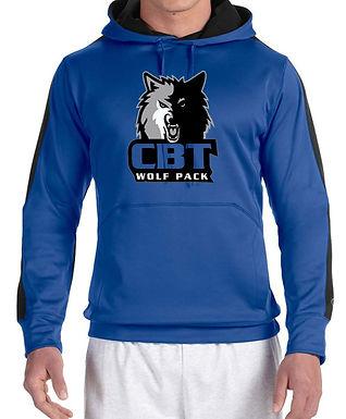 Champion Adult Performance Fleece Pullover Hood S220