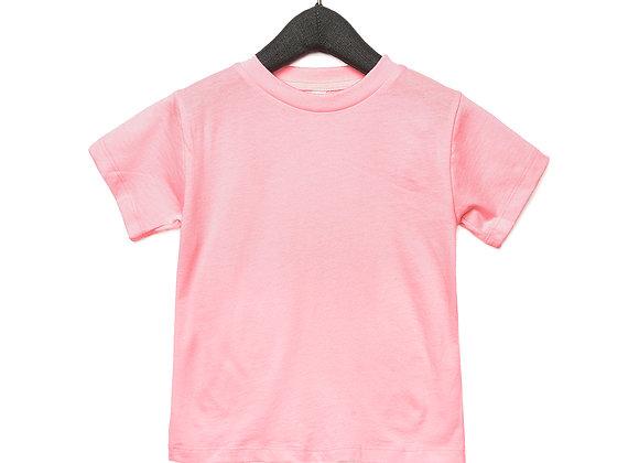 Toddler Jersey Short Sleeve T-Shirt 3001T