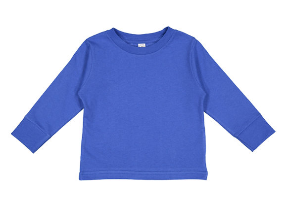 Toddler Long Sleeve T-Shirt 3311