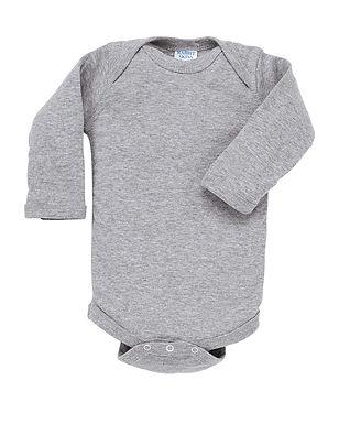 Infant Long Sleeve Bodysuit 4411