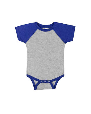 Infant Baseball Bodysuit RS4430