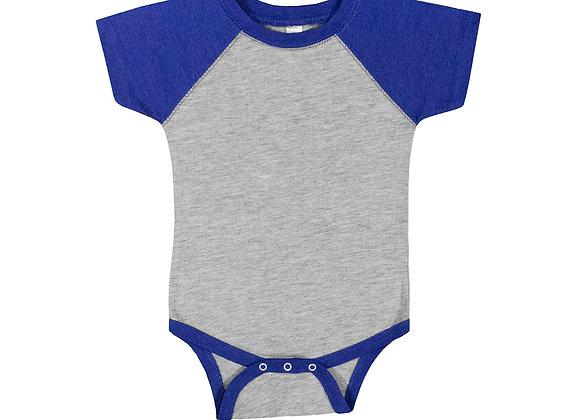 Infant Baseball Bodysuit RS4430