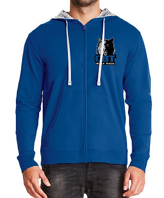 Adult French Terry Zip Hoody 9601