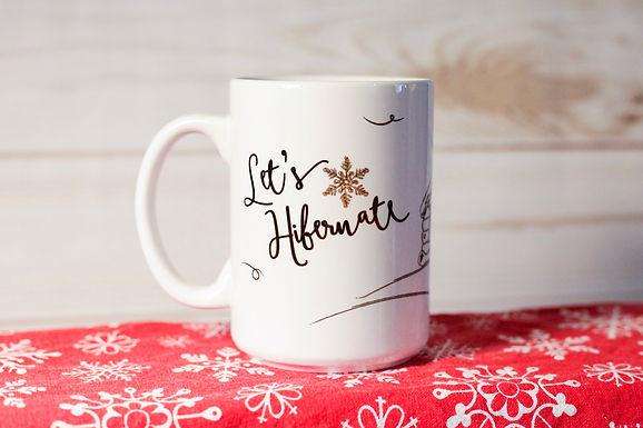 Let's Hibernate Mug