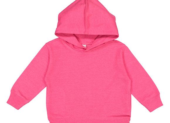 Toddler Pullover Fleece Hoodie 3326