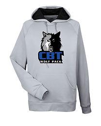 Adult Cool & Dry Sport Hooded Fleece 8441