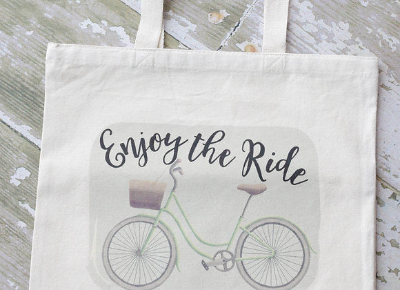 Enjoy the Ride Tote