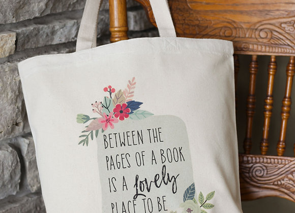Pages of a Book Tote