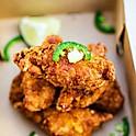 The Fried Chicken Dumplings
