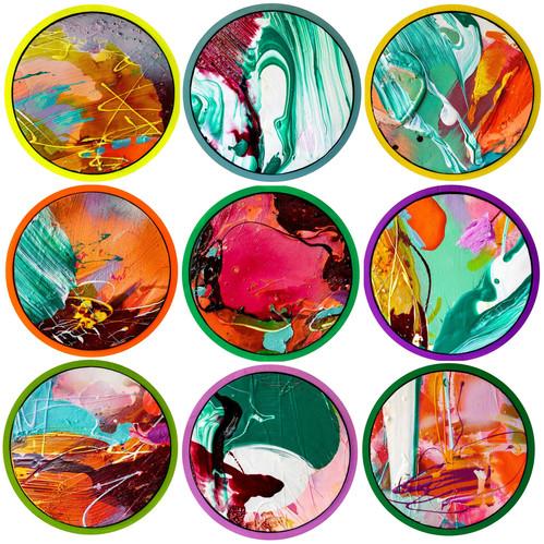 Colour Bubble - 9 Circles