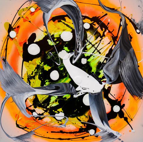 Colour Bubble Cosmos 2