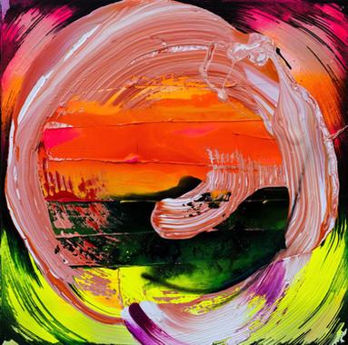 Colour Bubble Cosmos 1