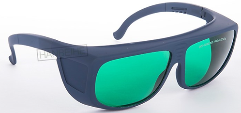 Safety goggles laser