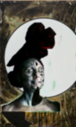 Study For Self Portrait -Iron 1500x 905