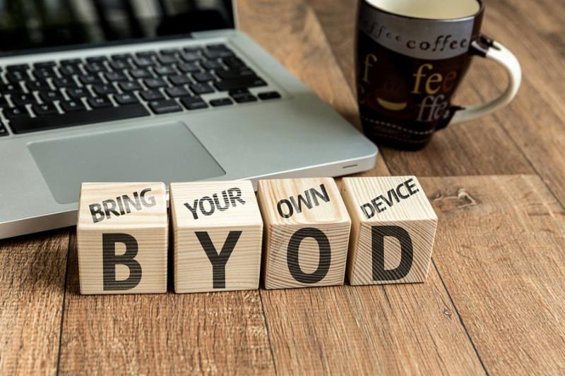 BYOD BRING YOUR OWN DEVICE TO WORK