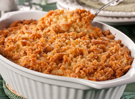 Funeral Potatoes - Potatoes to die for.