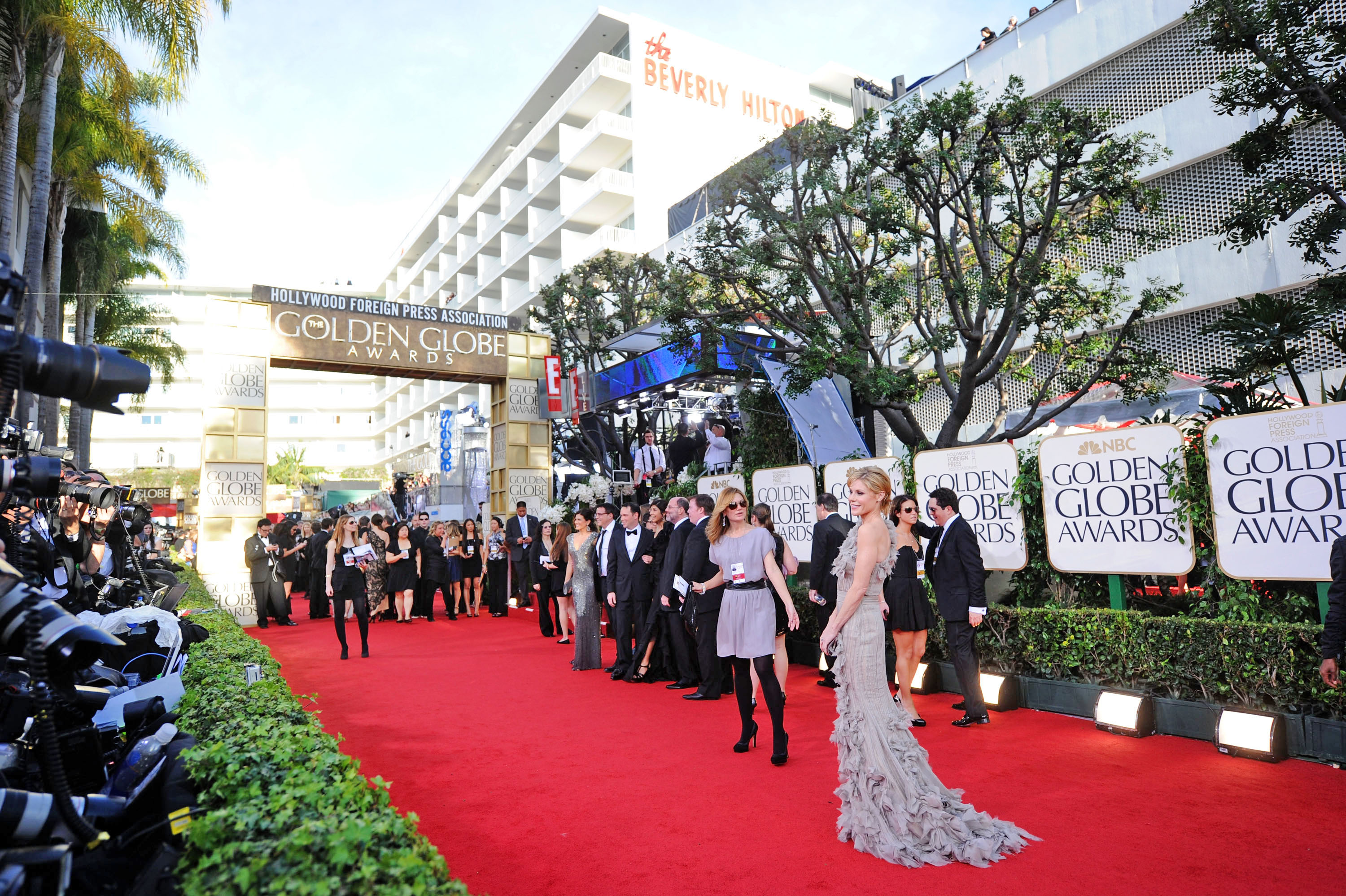 ATC Red Carpet at the Golden Globes Holl