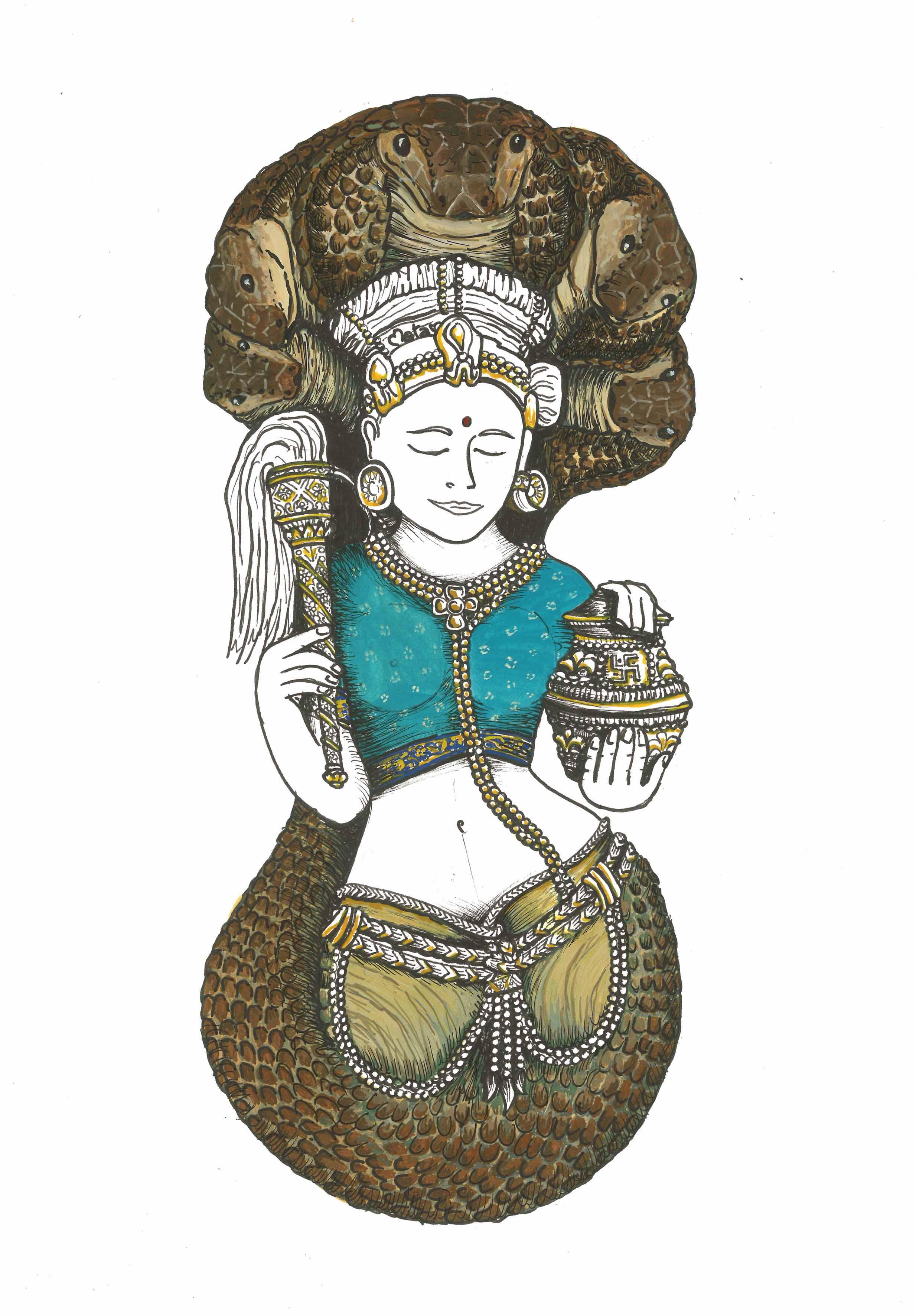 """""""Naga Devi"""""""